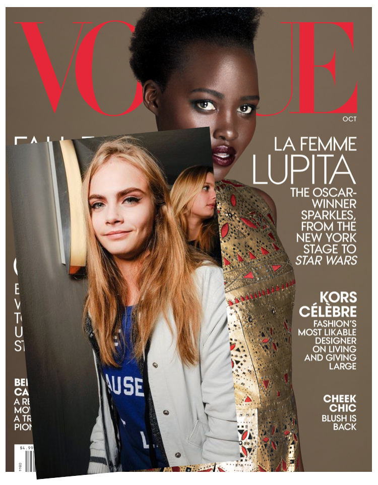 Vogue Cara Delevingne