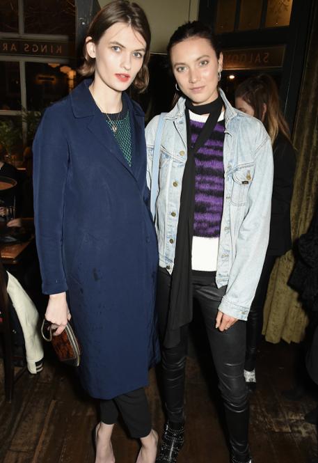 Lara Mullen & Camilla Lowther