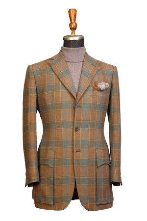 Bespoke Shooting Jacket