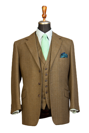 Bespoke Three-Piece Suit