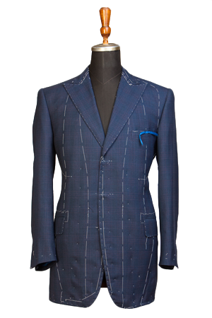 Bespoke Three-Button Jacket
