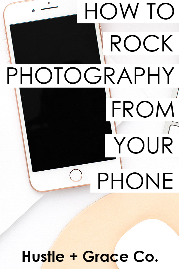 It's no secret that great photography can help you rock your social strategy, and thankfully our favorite photogs - Jesi + Craig - are dishing out their tips to help you master your own photo shoots from your phone.