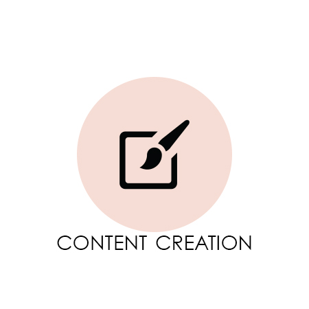 Content Creation from Hustle + Grace Co.