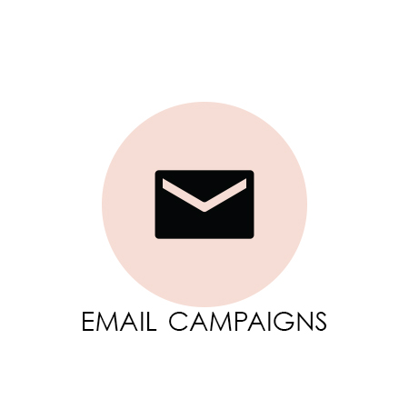 Email Campaigns from Hustle + Grace Co.