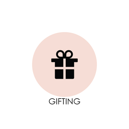 Gifting from Hustle + Grace Co.