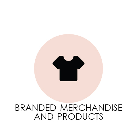 Branded Merchandise and Products