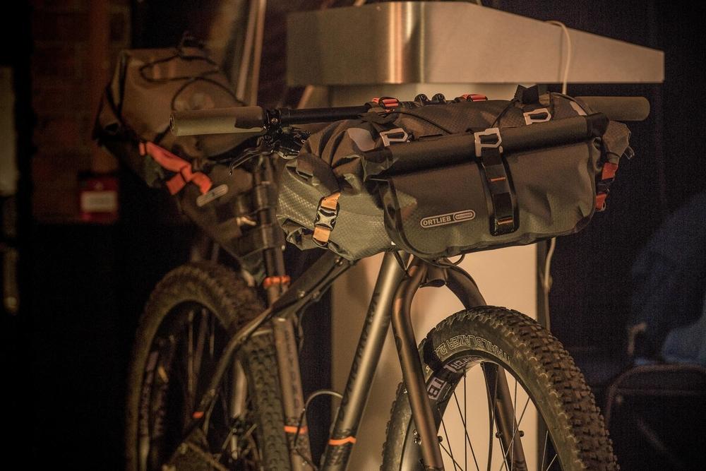 Ortlieb bike packs
