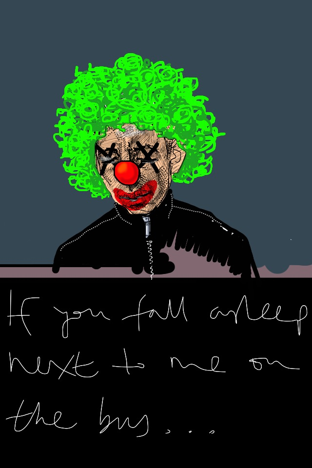 I Clown You