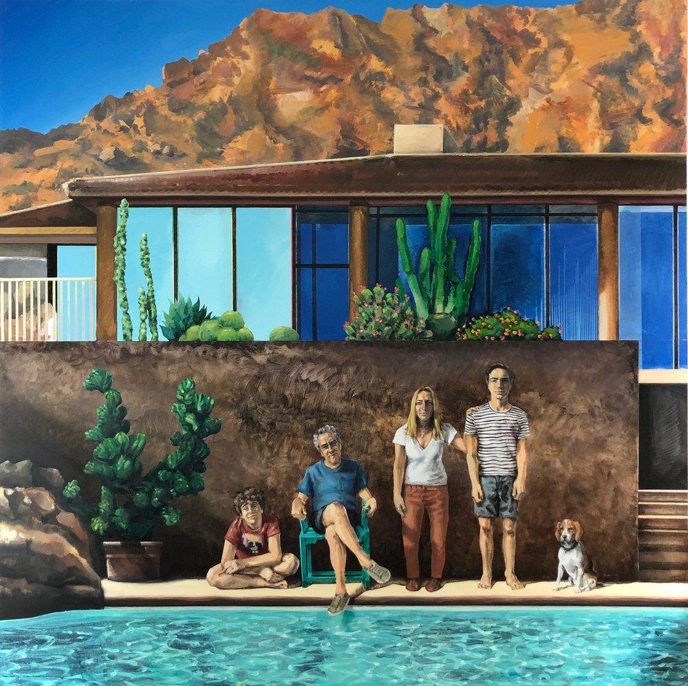 The Lamberts, Pheonix, Arizona.