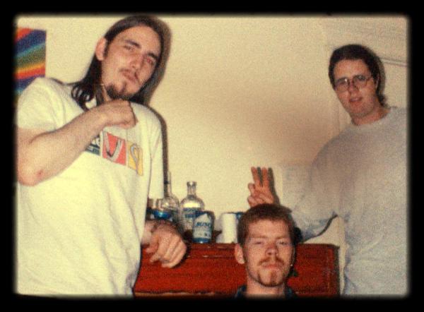 Boston: Andy, Ozzy, Me.