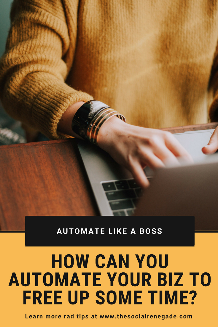 Automate like a boss. Automation, scheduling and batch processing are all different ways of creating systems to do your work in blocks of time so that you are able to focus on other things. While they all sound the same, they are all quite different. Using them together is key and where the magic happens