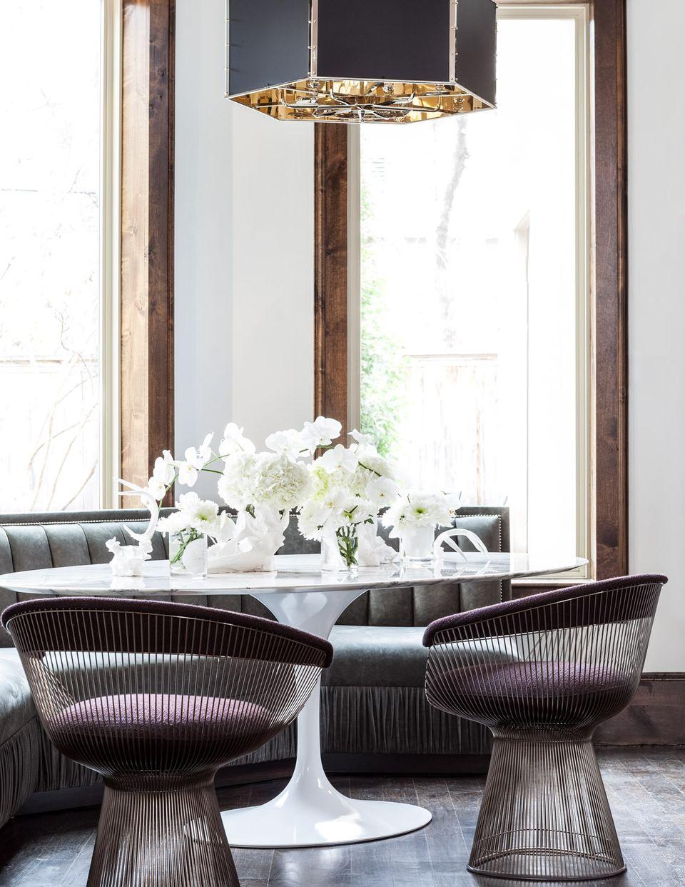 Saarinen Oval Dining Table DRIFT Nashville - Saarinen oval dining table 78