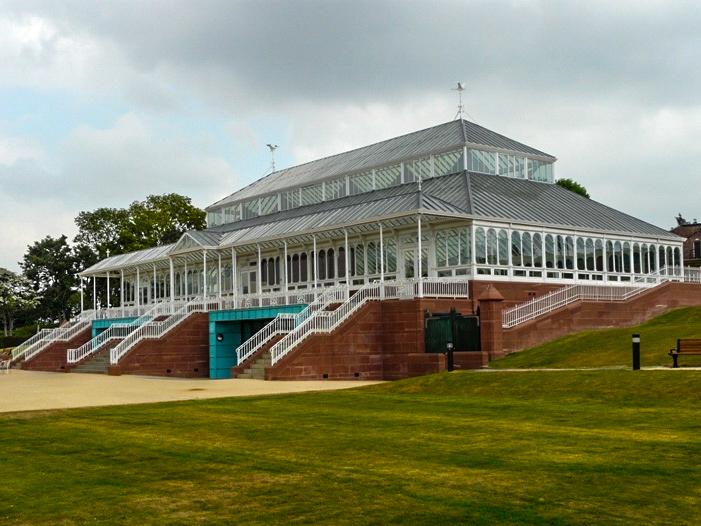 The Isla Gladstone Conservatory - Liverpool, UK