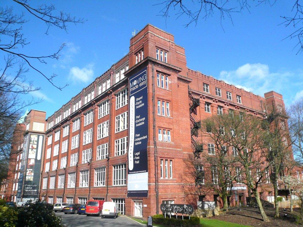 Holden Mill - Bolton, UK