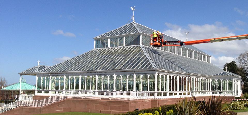 Isla Gladstone Conservatory Window Repair Company