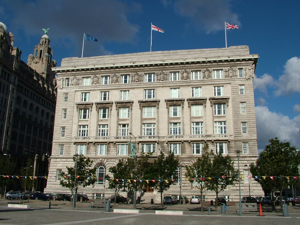 Cunard Building - Liverpool, UK (Aluminium Window Repair)