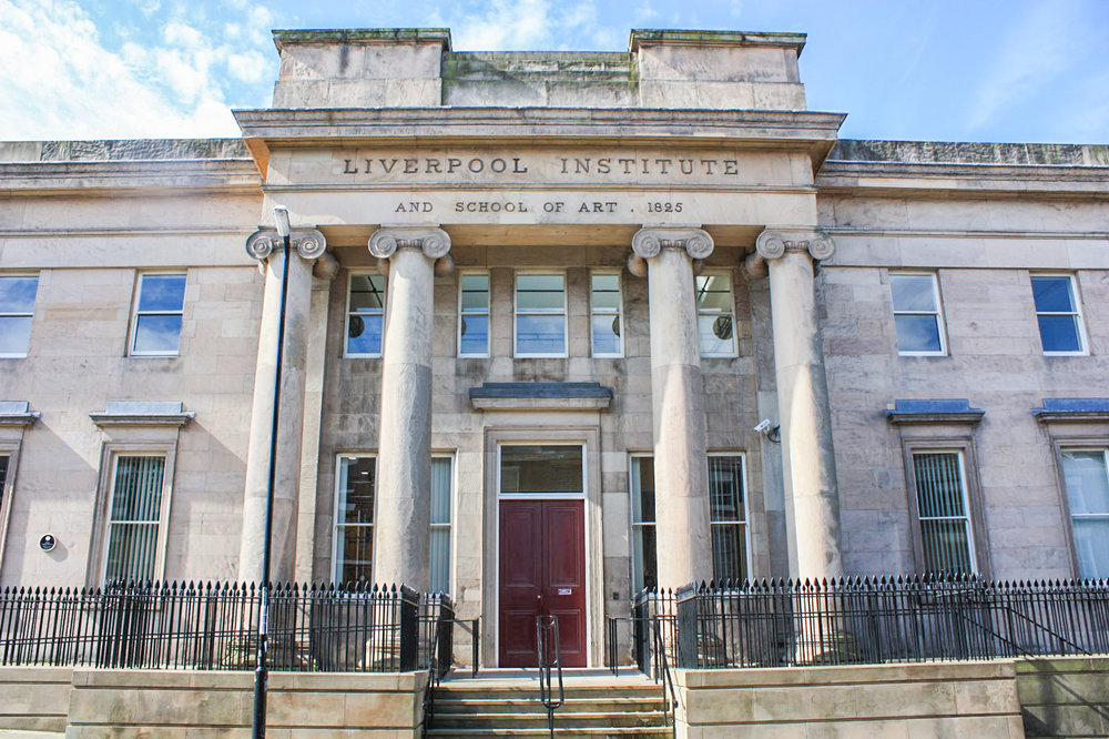 Liverpool Institute of Perming Arts (LIPA) - Liverpool, UK (Aluminium Window Repair, Timber Window Repair, Sash Box Window Repair)