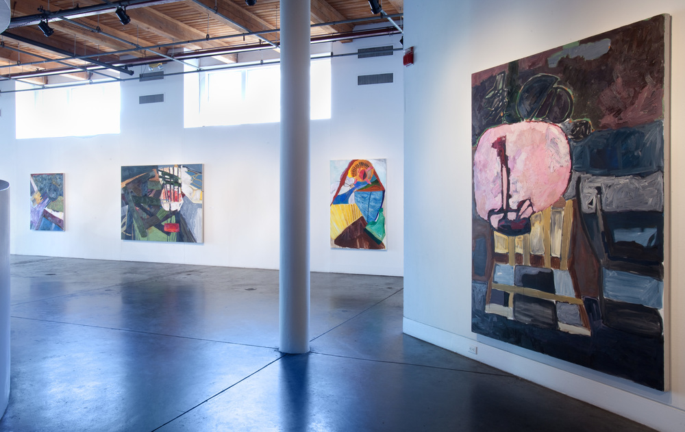 The Center Cannot Hold: Paintings and Drawings by Brooke Pickett