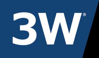 3 W Logo