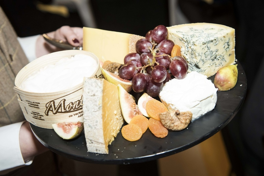 Banking Hall cheese board