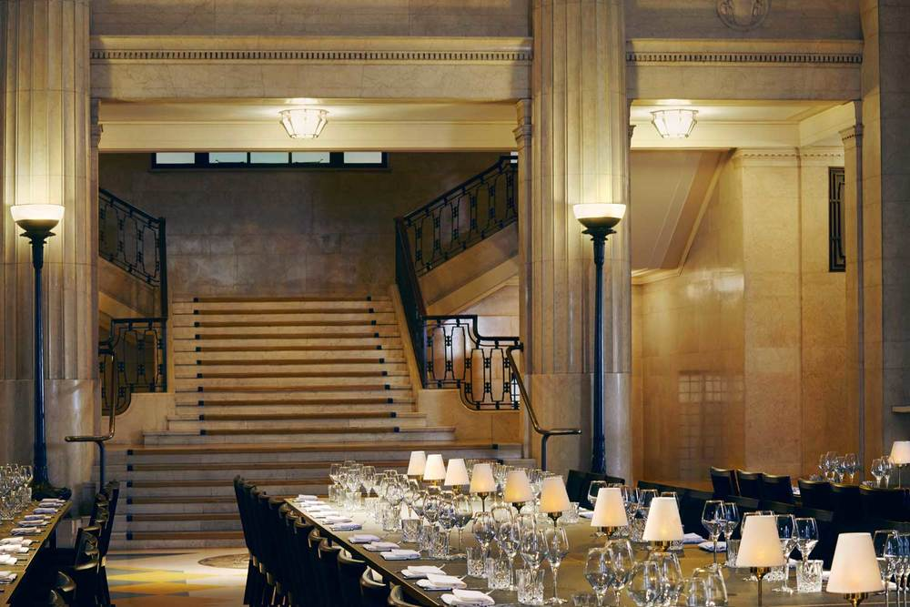 Banking Hall dinner venue London