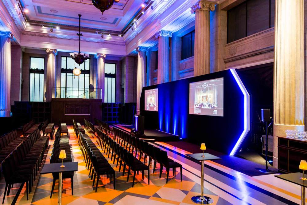 Banking Hall meetings and conference venue