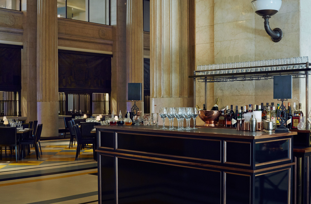 Banking Hall Bar