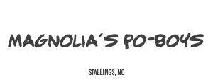 Magnolia's Po-Boys Stallings, NC