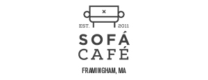 Sofa Cafe, Framingham, MA