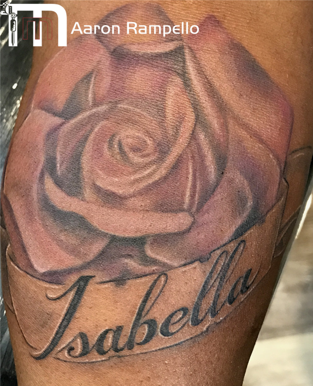 rose with isabella tattoo masters method.jpg