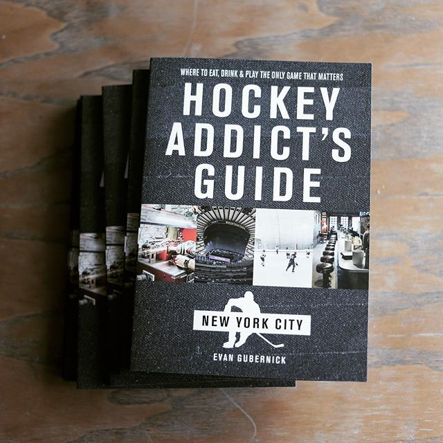 The book has dropped.  Could not have done it without the Snipetown team @jay_cinematic @andrewlink @pizza_nightmare @melodytran @curtinbrian @quick_trigger  Special thanks to @bruce_bennett and @blurdre  #toronto you're next #hockey #icehockey #beerleague #hockeylife  Link in bio to purchase