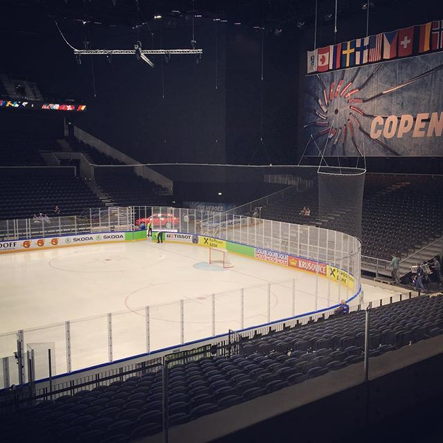 Snipetown Official Roadtrip V1 - Switzerland v France in Denmark, via Berlin (long story) #hockey #icehockey #iihfworlds2018