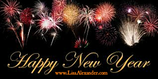 May Your New Year be Blessed and Bright, Joyous and Happy !