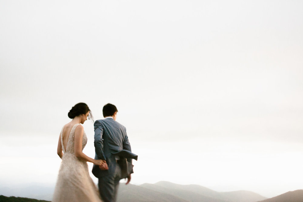 Of Fate and Chaos Blue Ridge Wedding Photography
