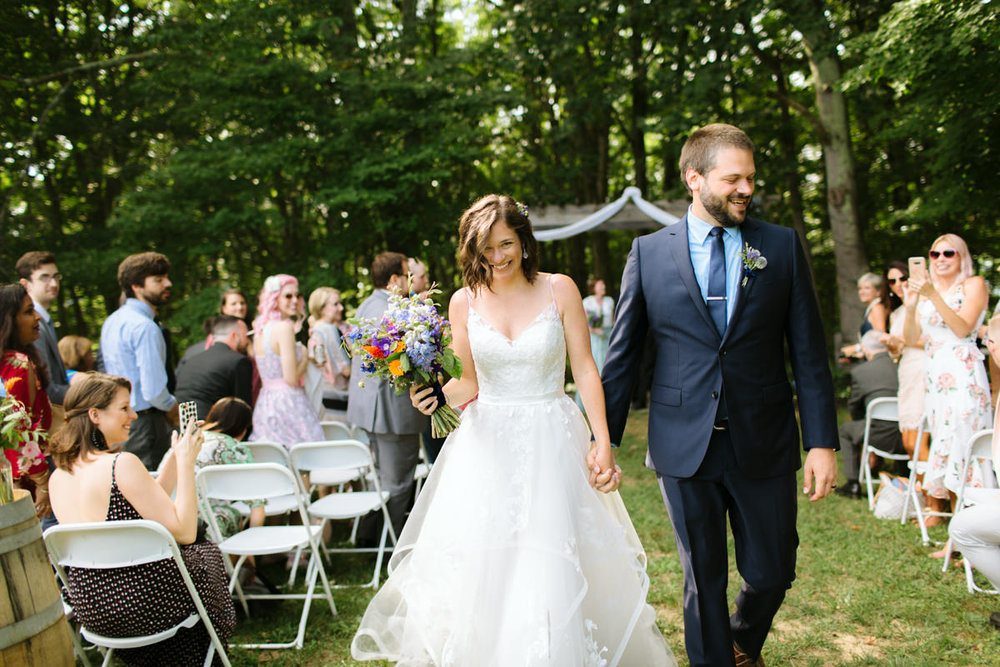 Virginia Mountain Wedding - Roanoke Wedding Photographer - Of Fate and Chaos
