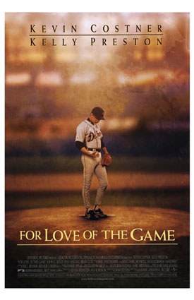 FACT: Kevin Costner makes the best baseball movies