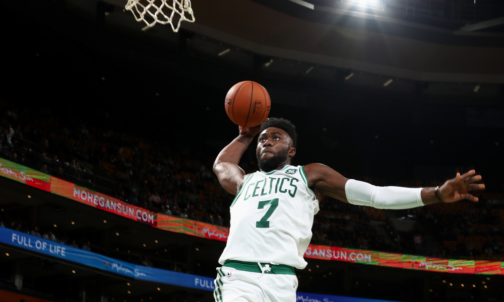 Human Highlight Reel: Jaylen brown