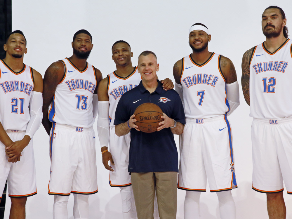 Steven Adams wondering why tf this team is sub .500