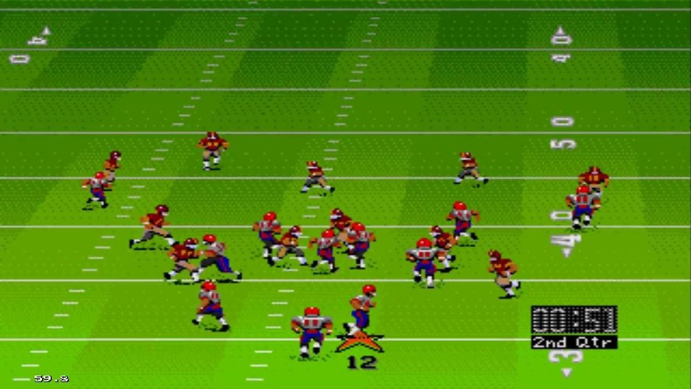 John Madden Football '92 (1991)
