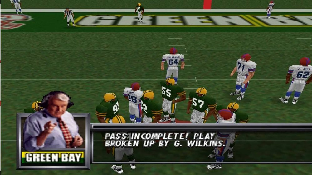 Madden Football 64 (1997)