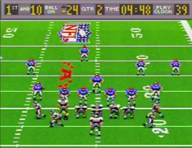 Madden NFL Football '94 (1993)