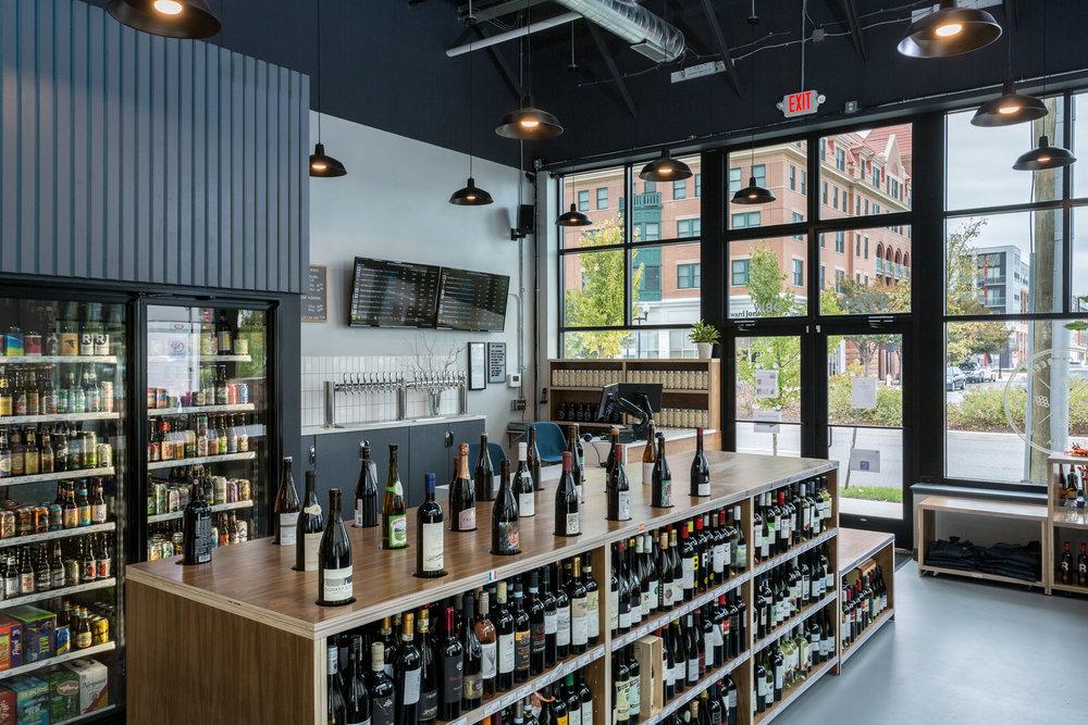 Department of Beer and Wine, Alexandria Virginia