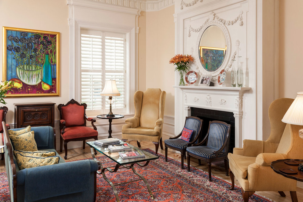 Former Embassies converted into Living Spaces in Washington DC. Photographed for The Washington Post Magazine.