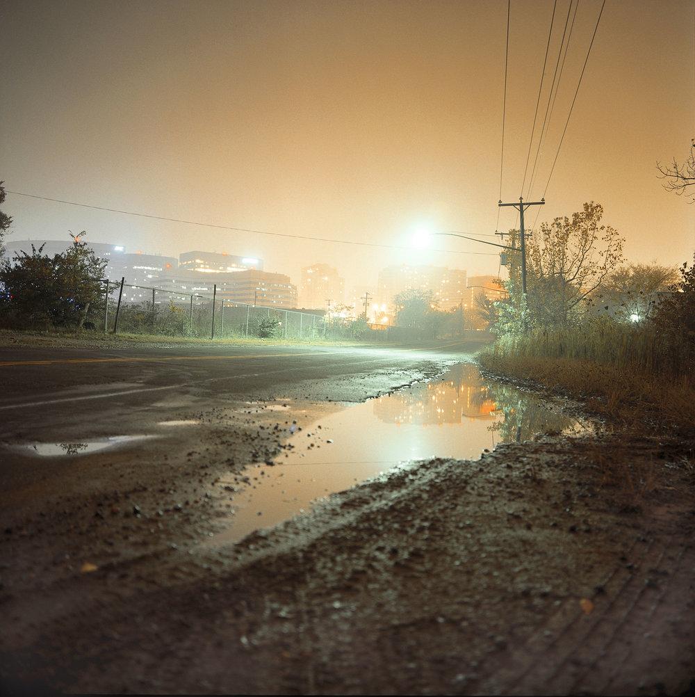 Mud Puddle, Arlington Virginia