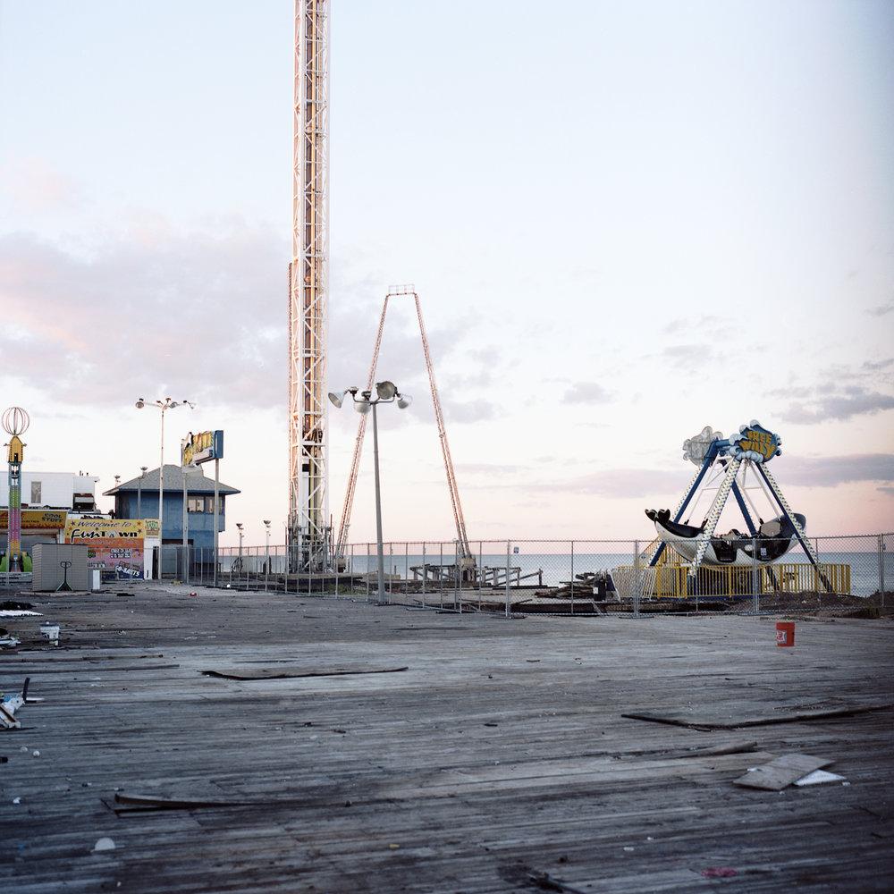 Pier Wreckage