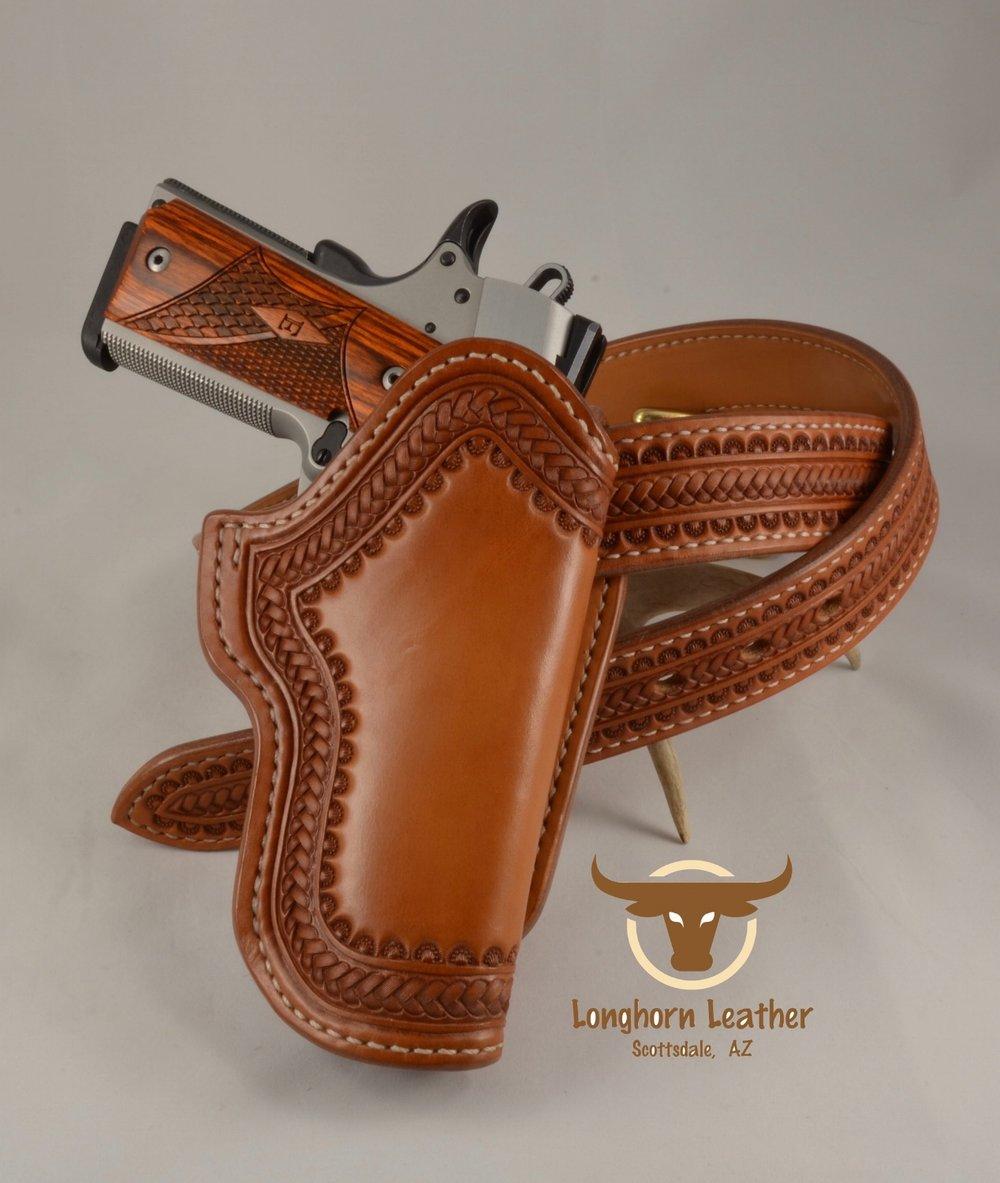 1911 Holsters & Gun Belts