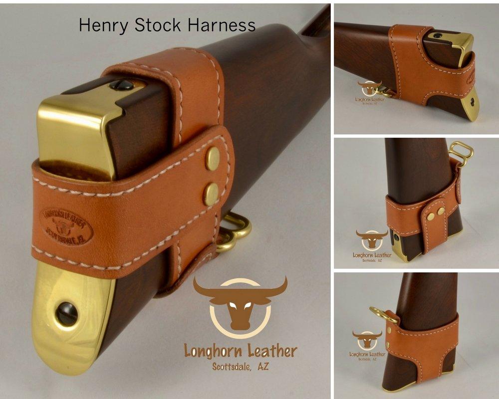 Henry Stock Harness