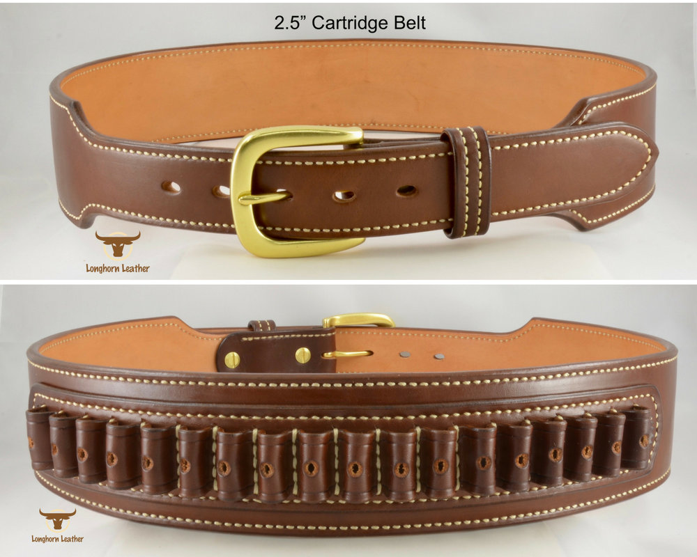 "2.5"" Cartridge Belt"