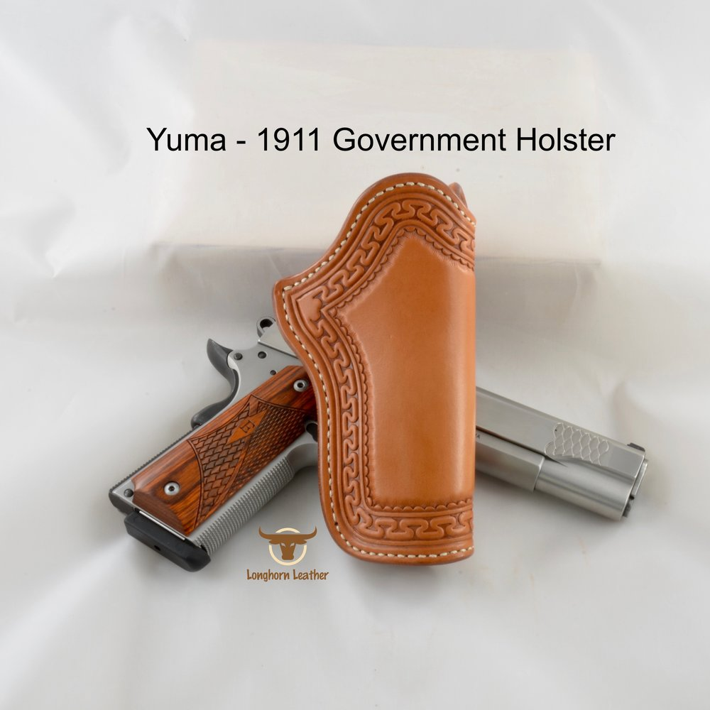 Yuma - 1911 Government Holster