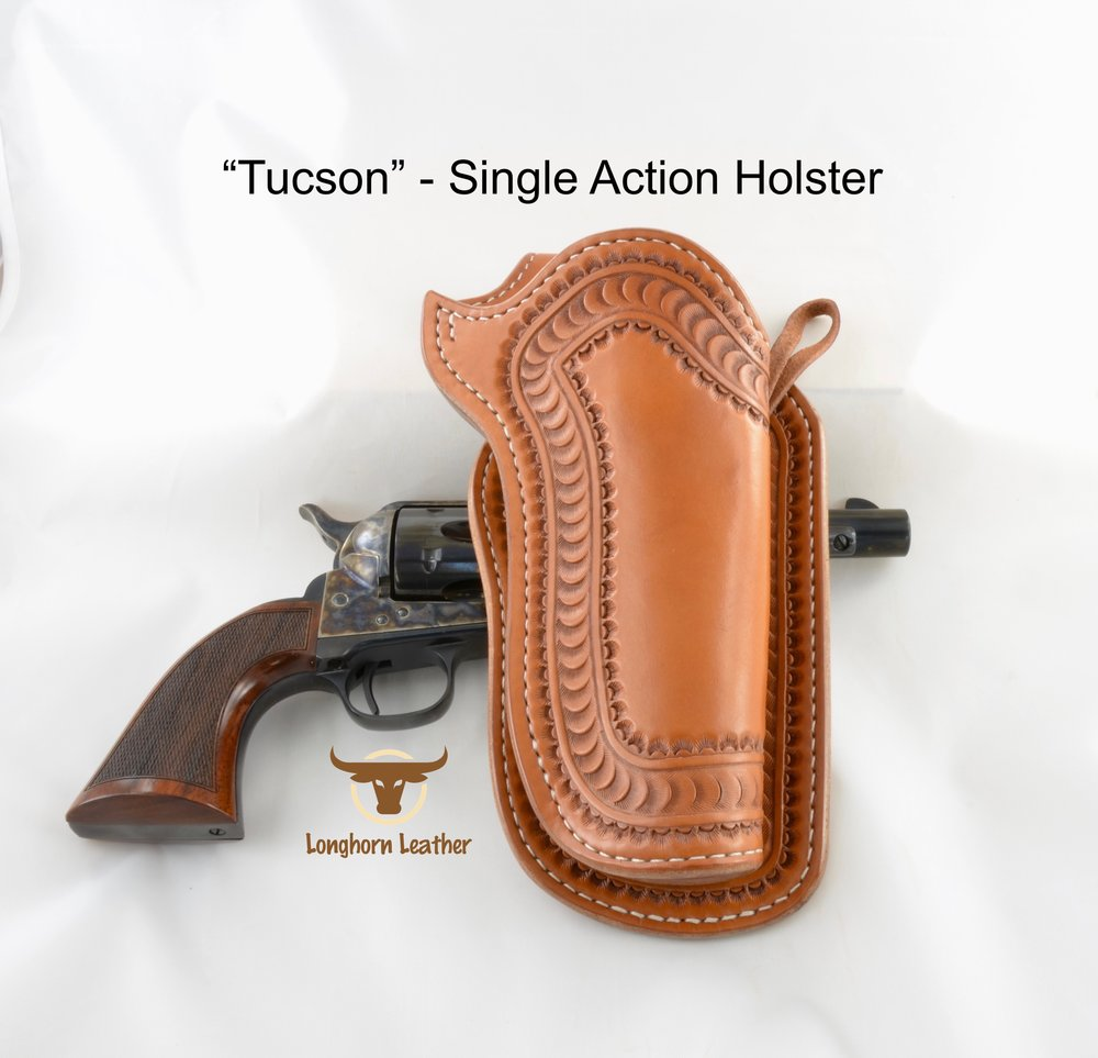 Tucson - Single Action Holster